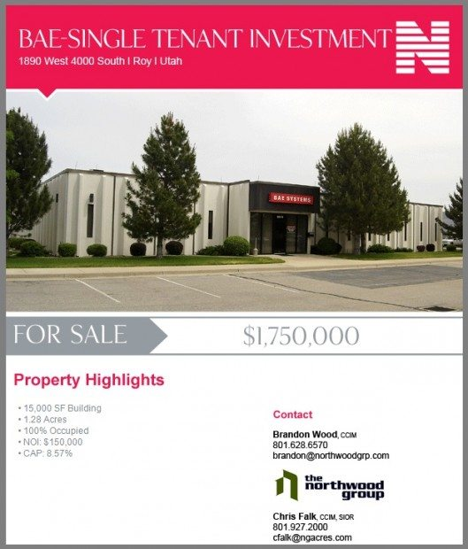 single tenant investment